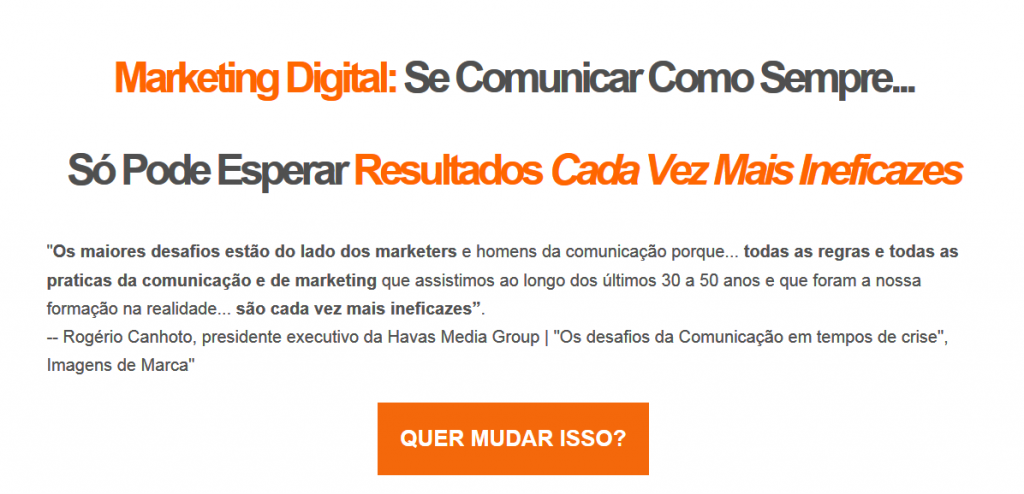 Marketing Digital- Se Comunicar Como Sempre
